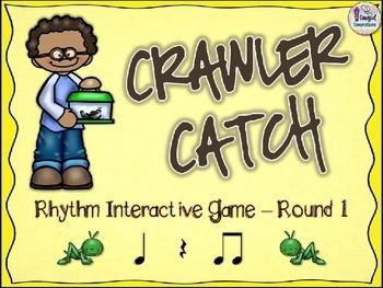 Crawler Catch - Round 1 (Ta/Rest and Ti-Ti)