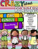 Crazy About Reading {THE BUNDLE}- NO PREP ELA Essentials