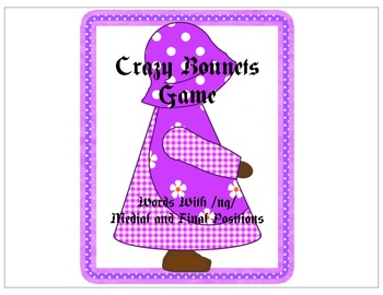 Crazy Bonnets Phonics Game