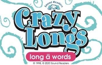 "Crazy Cards! (Crazy Longs: ""long a"" Deck)"