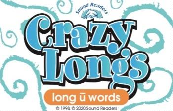 """Crazy Cards! (Crazy Longs: """"long u"""" Deck)"""