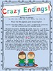 Crazy Endings! Ending Grid Review Game