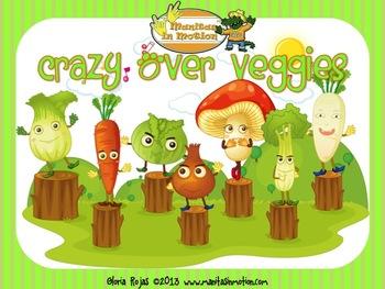 Crazy Over Veggies – Songbook Mp3 Digital Download