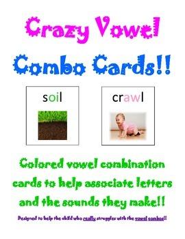 Crazy Vowel Combinations