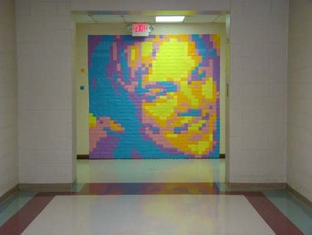 Create A Post-it Note Mural - Explained in Full