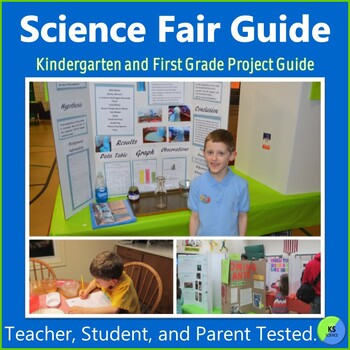 Create Science Investigations for K and 1st Grade: Experim