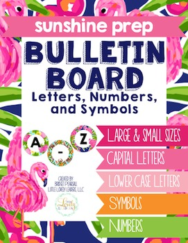 Create Your Own Banner: Bulletin Board Letters, Numbers, &