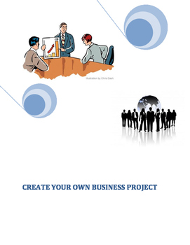 Create Your Own Business Project Based Learning