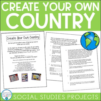 Create Your Own Country
