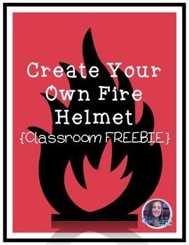 Create Your Own Helmet Freebie
