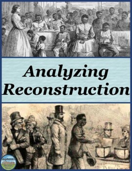 Create Your Own Plan for Reconstruction Activity