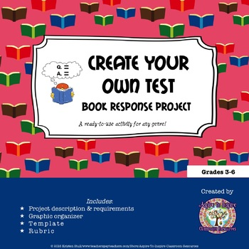 Create Your Own Test Book Response Project