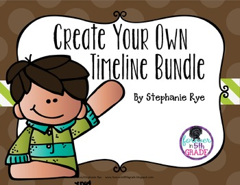 Create Your Own Timeline Bundle