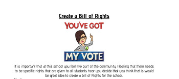 Create a Bill of Rights
