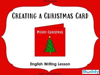 Creating a Christmas Card Powerpoint