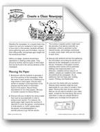 Create a Class Newspaper