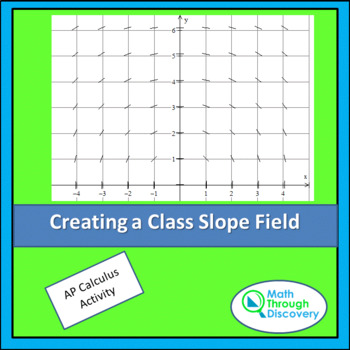 Create a Class Slope Field