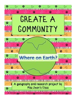 Create a Community Social Studies Project