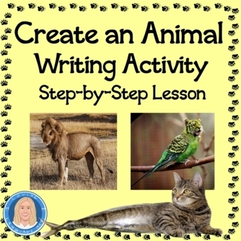 Create a Critter! Explanatory and Descriptive Common Core