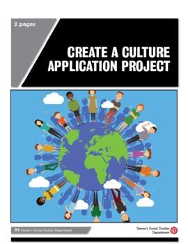Create a Culture Application Project