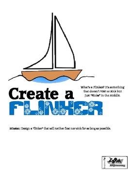 Create a Flinker- Does It Sink or Float Buoyancy Engineeri
