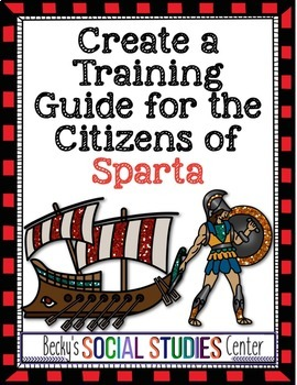 Create a Training Guide for Citizens of Sparta - An Ancien