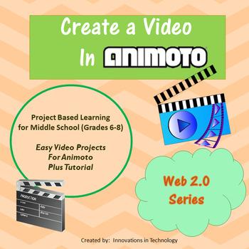 Create a Video using Animoto