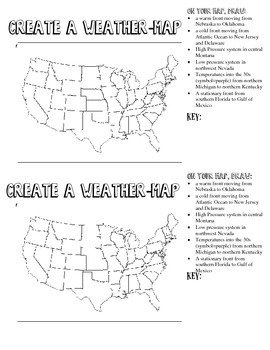 Create-a-Weather-Map Round 2