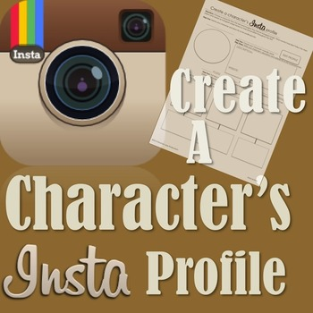 Create a NO PREP Insta-Profile for ANY Character in ANY Text!
