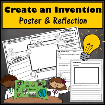 Makerspace: Create an Invention Poster Project