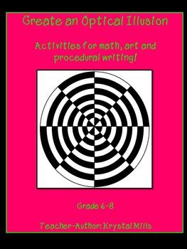 Create an Optical Illusion (Activity for Procedural Writin