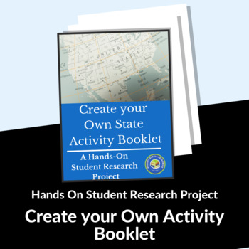 Create your Own State Activity Book: Student Research Project