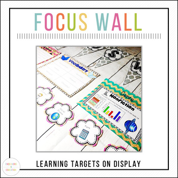 Creating A Focus Wall in the Classroom