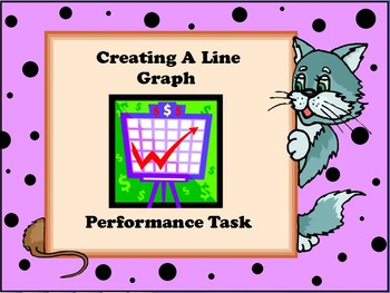 Creating A Line Graph Performance Task