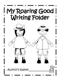Creating A Writing Folder: A Set of Printables