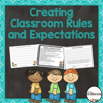 Creating Classroom Rules and Routines