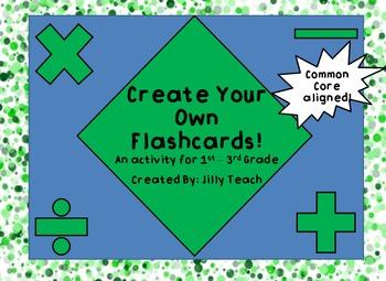 Creating Flashcards