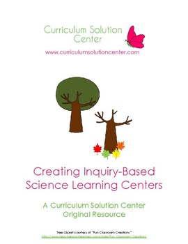 Creating Inquiry-Based Science Learning Centers (Planning Tools)