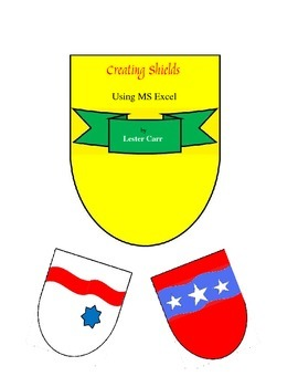 Creating Shields using MS Excel