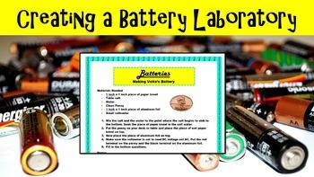Creating a Battery Classroom Activity
