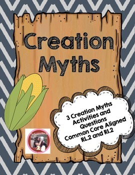 Creation Myths Bundle
