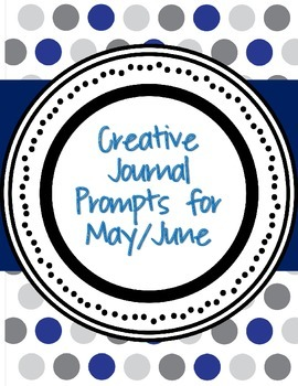 Creative Journal Prompts for May