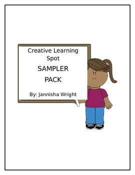 Creative Learning Spot Sampler
