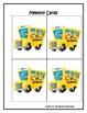 Creative Lesson Planning - Theme: Bus