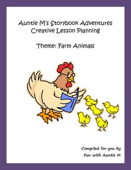 Creative Lesson Planning - Theme: Farm Animals