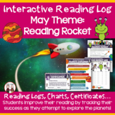 May Reading Log (Reading Rocket)