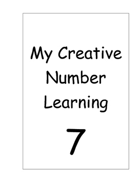 Creative Number  Learning 7
