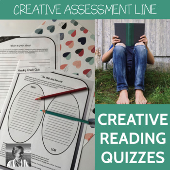 Creative Reading Quizzes for Any Novel