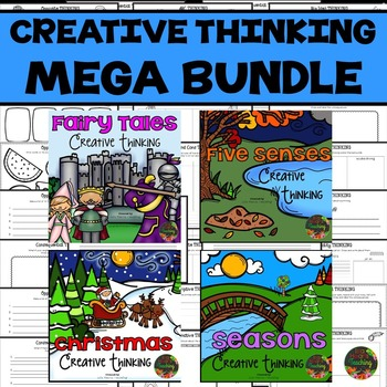 Creative Thinking Activities for Early Finishers and Gifte