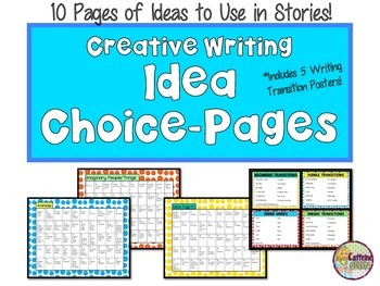Creative Writing With Writing Prompts & Story Starters & R